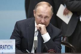 Bouračka prezidentského auta: Putinovi zabili šoféra