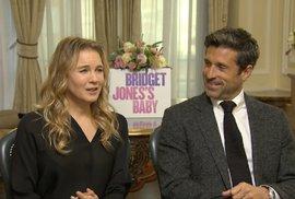 Exkluzívně: Bridget Jonesová je mužům blízká, protože je nedokonalá, říká Renée Zellwegerová