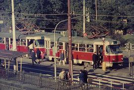 Fotograf z Amsterdamu navštívil v roce 1970 Prahu a nafotil zde unikátní sérii snímků.
