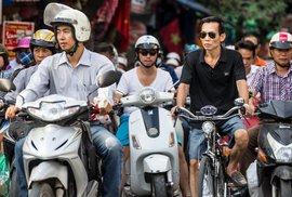Vietnam, ilustrační foto
