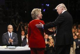 Americká prezidentská debata