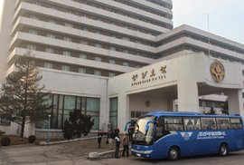 Cestovatelský děs: Šestihvězdičkový hotel v Severní Koreji má horší služby než vězení