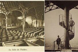 Zapomenuté tajemství Eiffelovy věže: Na jejím vrcholu si majitel postavil luxusní …