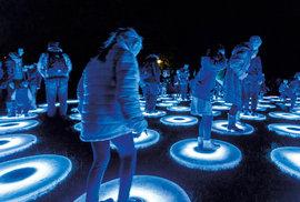 Pražské ulice už ve čtvrtek rozsvítí dvacet tři instalací SIGNAL festivalu