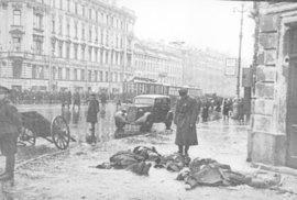 Gubernátor Poltavčenko: 300 gramů chleba na den vám umožní přežít válku