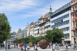 Václavské náměstí čeká rozsáhlá rekonstrukce.
