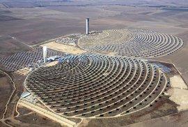 Solárně-termální elektrárna