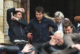 Týdenní dekomprese: Ten Tom Cruise krásně běží!
