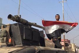 Exkluzivně z Iráku: Předměstí Mosulu po osvobození od bojovníků Islámského státu