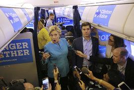 Prezidentská kampaň Hillary Clintonové