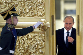 Moskevský patriarcha srovnal Putina s carem Alexejem a knížetem Vasilijem. A za vším…