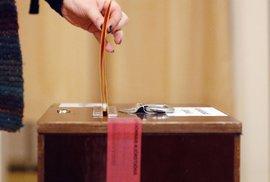 Urna pro Islandské volby