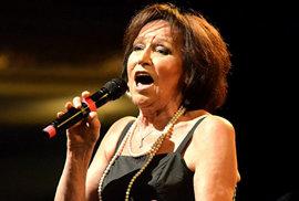 Legendární zpěvačka Marta Kubišová slaví 75. narozeniny. V Českých Budějovicích zakončí svoji kariéru