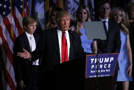 Odlehčení: Numerologický rozbor Trumpova data narození. Jaký je budoucí prezident mimo kamery?