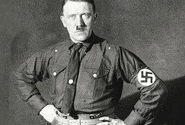 Přísný Hitler