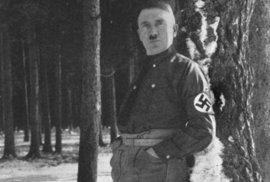 Laškovný Hitler