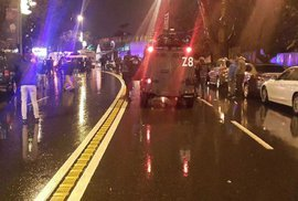 Turecko, útok na klub v Istanbulu