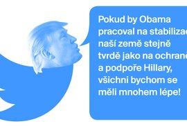 Trumpovy tweety