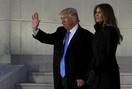 Trumpova inaugurace
