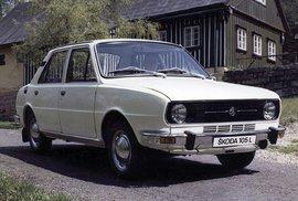 Nejlevnější auta z let 1977 a 2017
