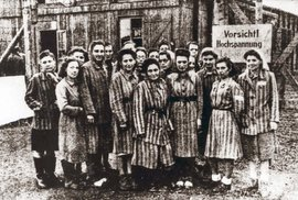 Koncentrační tábor Ravensbrück, kde byly vězněny i ženy z Lidic