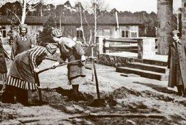 Hrůzy nacismu: Ženský koncentrační tábor Ravensbrück, kde byly vězněny i ženy z Lidic