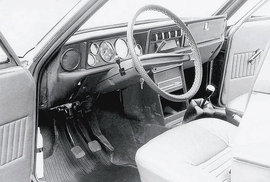 Škoda 720. Auto, které mělo konkurovat západním vozům.