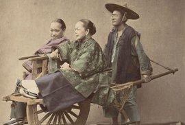 Fotograf z Chomutova pořídil před 140 lety ojedinělé fotografie v čínské Šanghaji