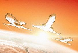 Ukázka komiksů ze světa Nanits Chronicle