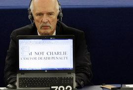 Celoevropský skandál v Bruselu: Ženy jsou hloupé, europoslanci dementní