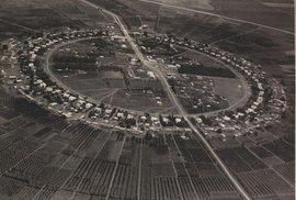 Neuvěřitelné letecké snímky Izraele, když to ještě nebyl Izrael. 80 let staré fotky…