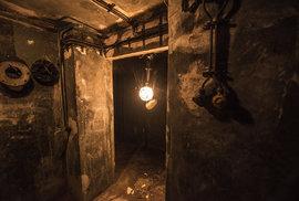 Památka na studenou válku: Smíchovské nádraží skrývá zapomenutý protiatomový kryt