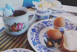 Jak se snídá na Instagramu