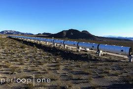 Doprava blízké budoucnosti: Hyperloop