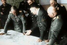 Ojedinělé barevné video ukazuje bitvu o Stalingrad, jeden z nejkrvavějších střetů všech…