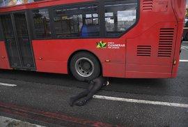 Útok u britského parlamentu