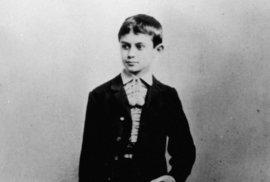 Franz Kafka dvanáctiletý.