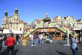 Velikonoční trhy na Staroměstském náměstí