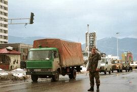 Obléhání Sarajeva trvalo přesně tři roky, deset měsíců a 25 dní.
