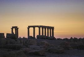 Palmýra, Sýrie v roce 2007