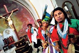 Indiáni Inga a indiáni Kamëntsá - strážci údolí Valle de Sibundoy