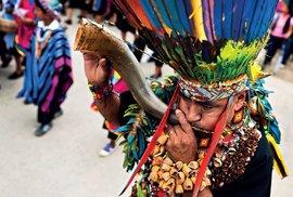 Indiáni kmenů Inga a Kamëntsá: Tajemní strážci kolumbijského údolí a mostů mezi světy