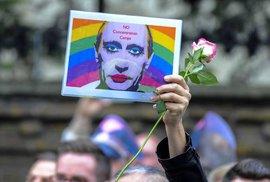 Čečenské koncentráky pro homosexuály jsou Putinův džob!