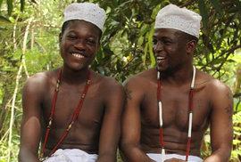 Kněží kultu Mama Tchamba, Porto-Novo
