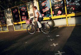 Dokonale zmatená hranice: Městečko Baarle má nejkomplikovanější pomezní čáry na světě