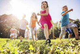 I děti mají svůj festival. Je světový a plný sportu