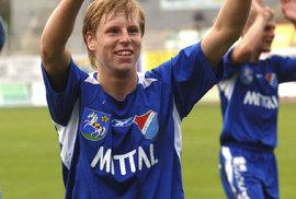 Do Ostravy přišel Ratoral v létě 2005 a za Baník hrál čtyři roky.
