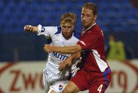 Zahrál si tu i Pohár UEFA s Heerenveenem.