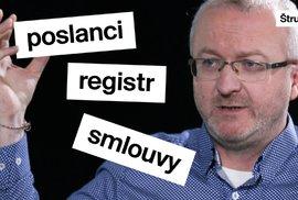 Radim Jančura: ČSSD smrdí od hlavy, za Sobotkou a Chovancem stojí největší český zločinec