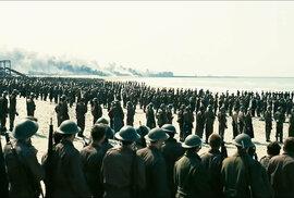 Nesmíme se nikdy vzdát! Ukázka z filmu Dunkirk vyvolává husí kůži